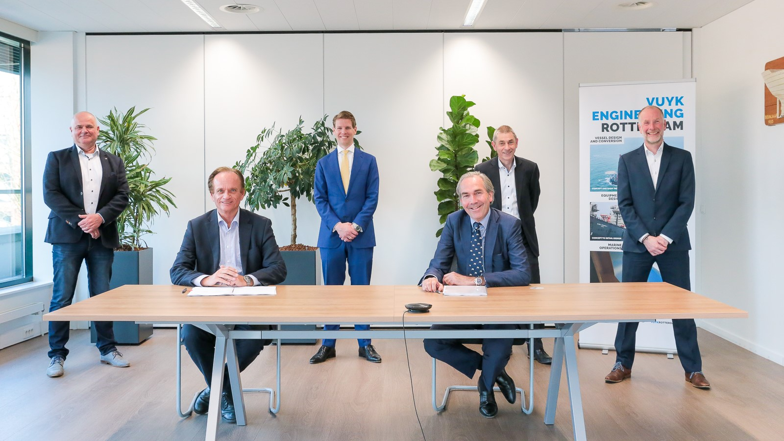 Image of Royal Doeksen takes over Vuyk Engineering Rotterdam from Royal IHC