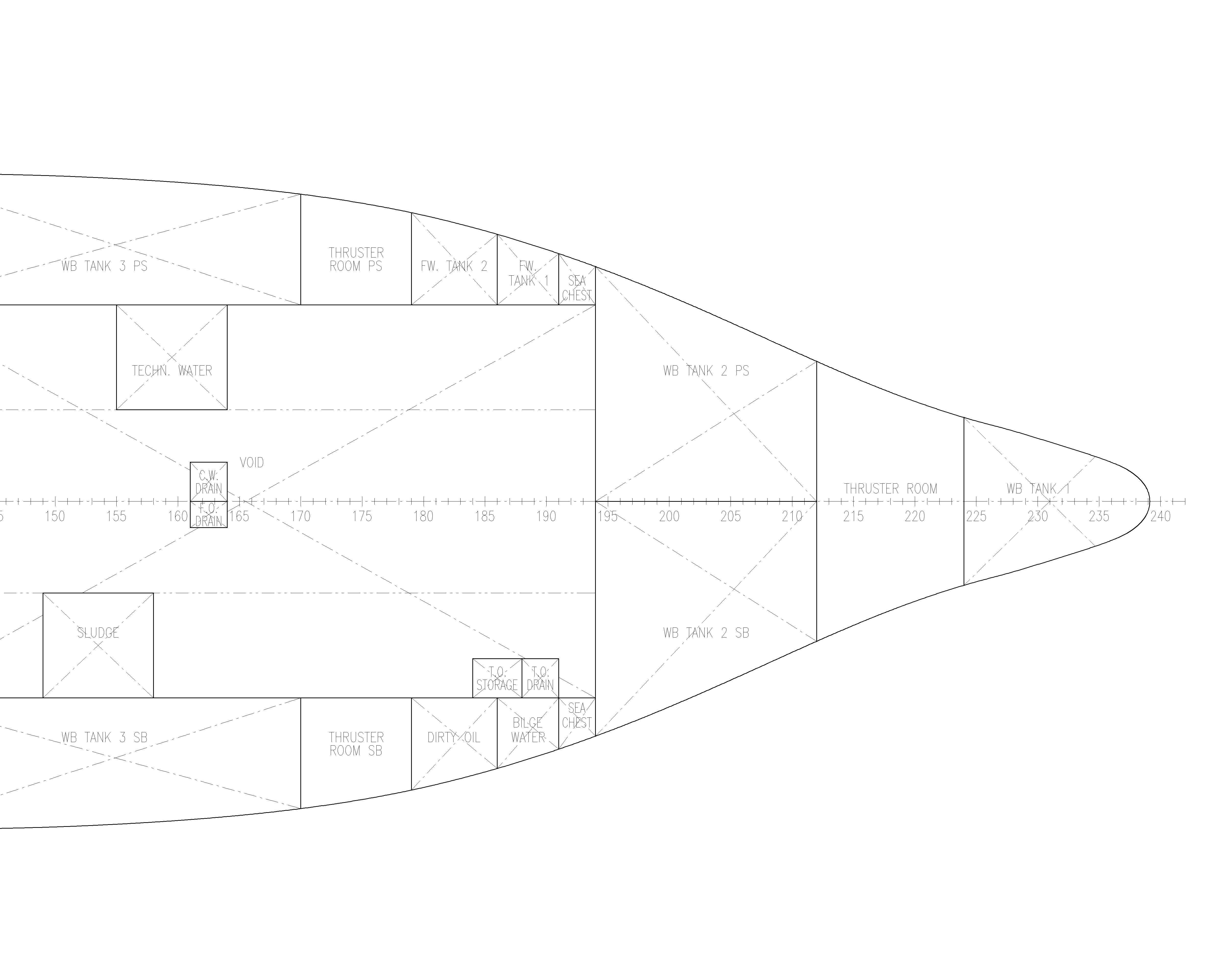 Image: Tank arrangement