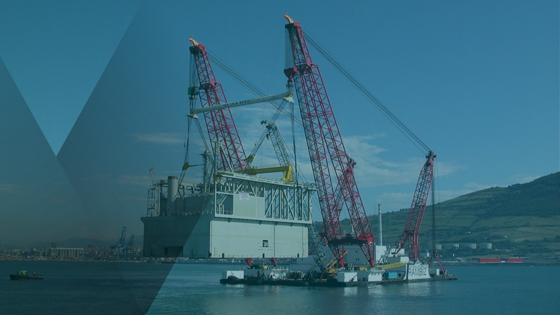 Image: Mining and fallpipe vessel Simon Stevin